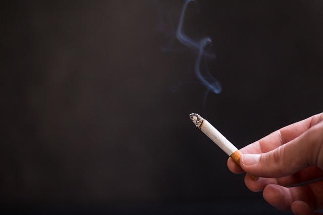 Glut Zigarette