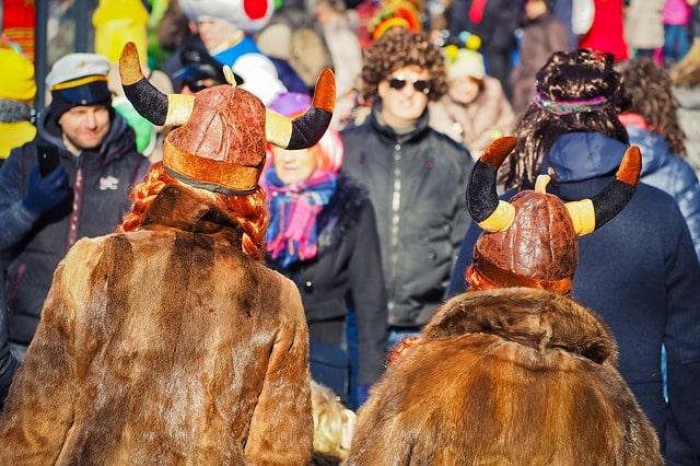 Karnevalsstimmung