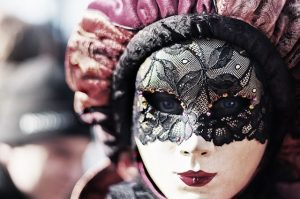 Der Karneval in Venedig